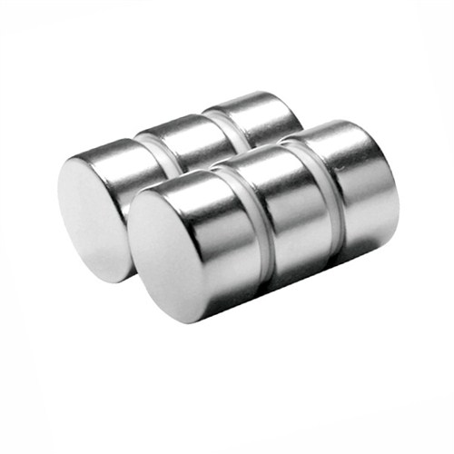 Neodyum Mıknatıs Silindir D20x10 mm (3`lü Paket)