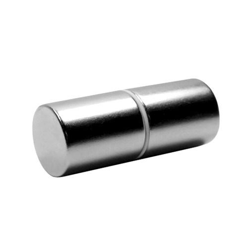 Neodyum Mıknatıs Silindir D20x25 mm (Tekli Paket)