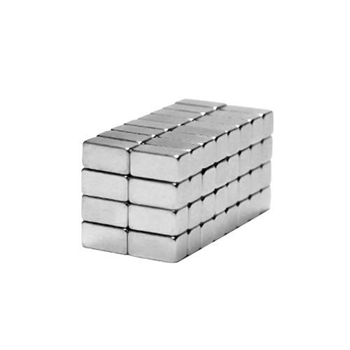 Neodyum Mıknatıs Blok 6x3x3 mm (100'lü Paket)