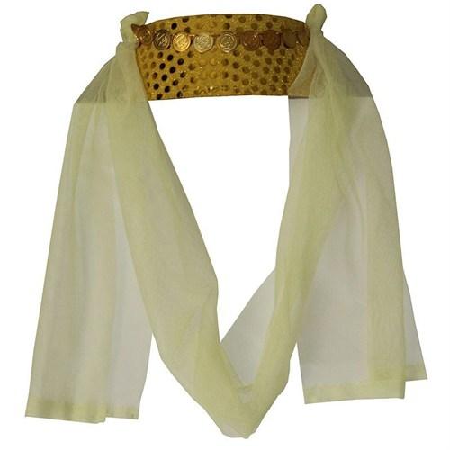 Pandoli Sarı Renk Pullu Fes
