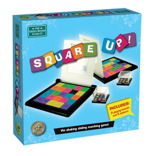 The Greenboardgame Square Up Oyunu