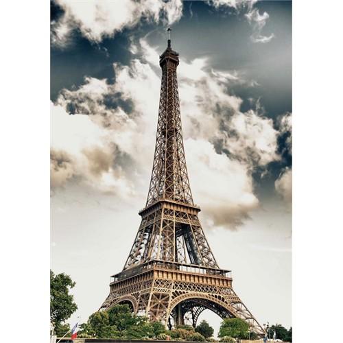 Ks Games Eyfel Kulesi - Paris (1000 Parça Puzzle)