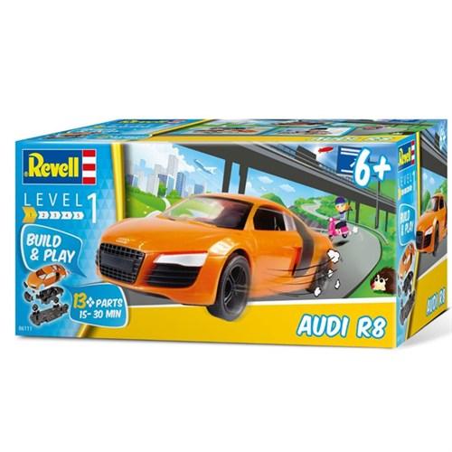 Revell Yap Oyna Audi R8 Maket Seti 06111