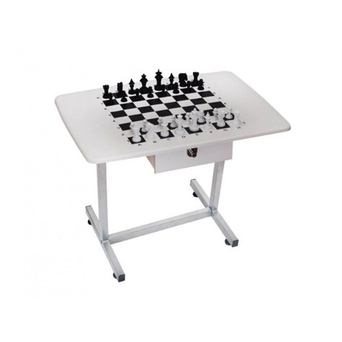Yeni Satranç Verzalit Satranç Masası