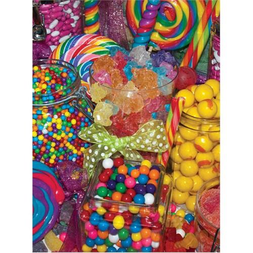 Masterpieces 500 Parça Puzzle Candy World