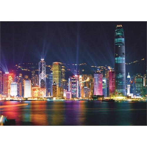 Hong Kong-Star (1000 parça, neon)