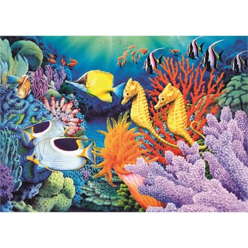 Undersea Life-Star (1000 parça, neon)
