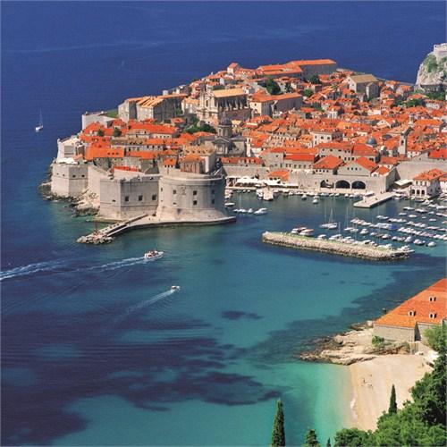 Dubrovnik (1111 parça, kare)