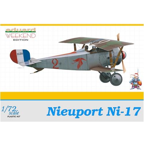 Nieuport Ni-17 (ölçek 1:72)