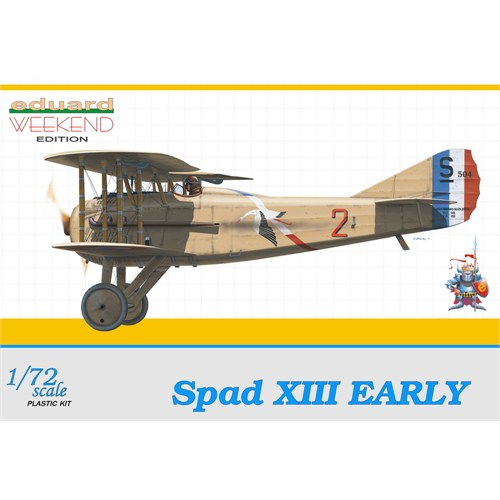 Spad XIII Early (ölçek 1:72)