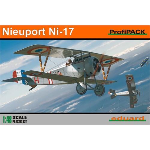 Nieuport Ni-17 (ölçek 1:48)