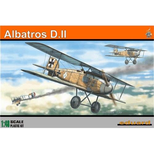 Albatros D.II (ölçek 1:48)