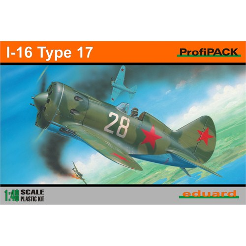 I-16 Type 17 (ölçek 1:48)