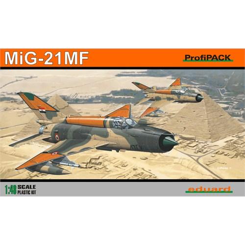 MiG-21MF (ölçek 1:48)