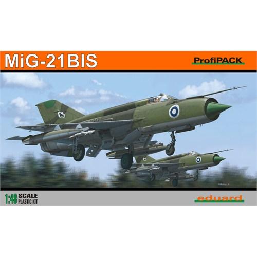 MiG-21 BIS (ölçek 1:48)
