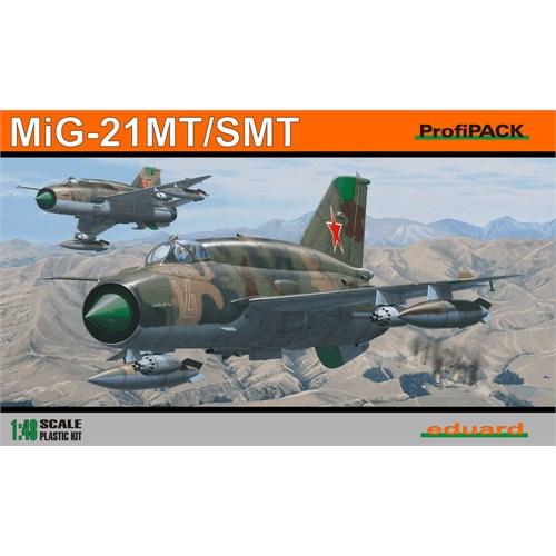 MiG-21 SMT (ölçek 1:48)
