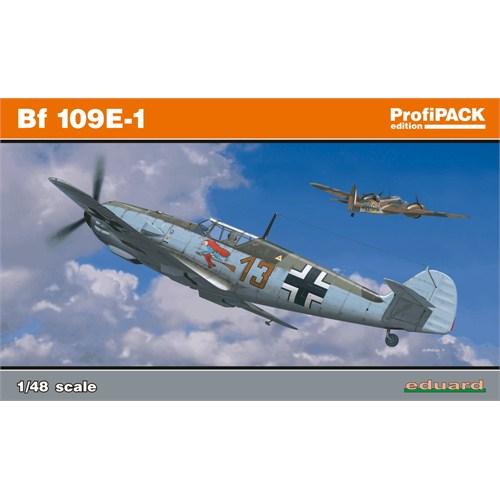 Bf 109E-1 (ölçek 1:48)