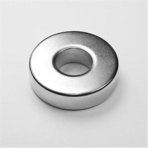 Neodyum Mıknatıs Halka D20xd8x5 mm (2`li Paket)