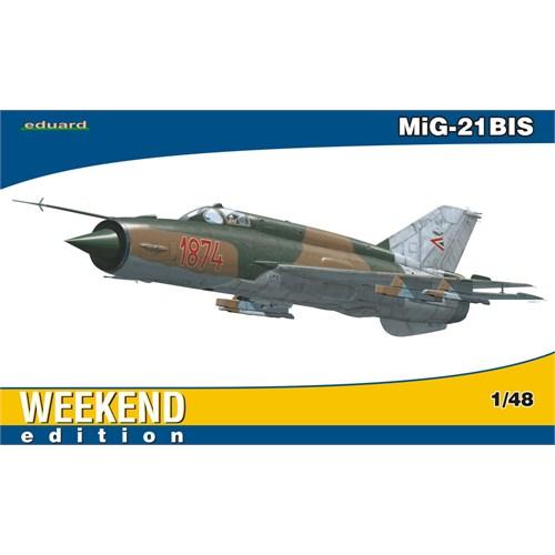 MiG-21BIS (ölçek 1:48)