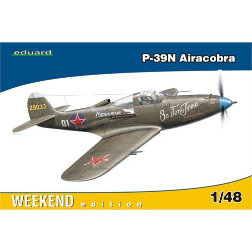 P-39N Airacobra (ölçek 1:48)
