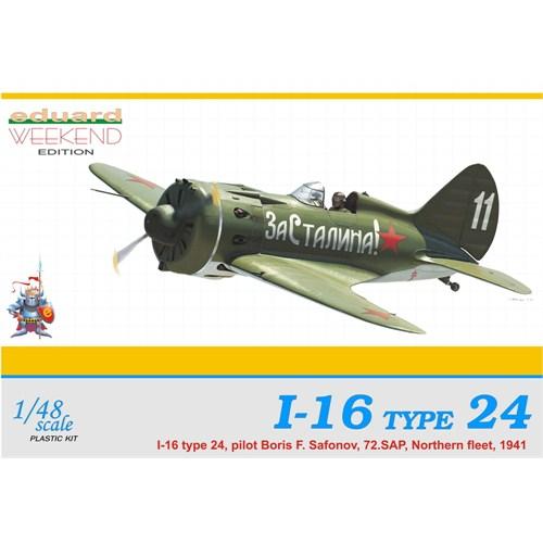 I-16 Type 24 (ölçek 1:48)