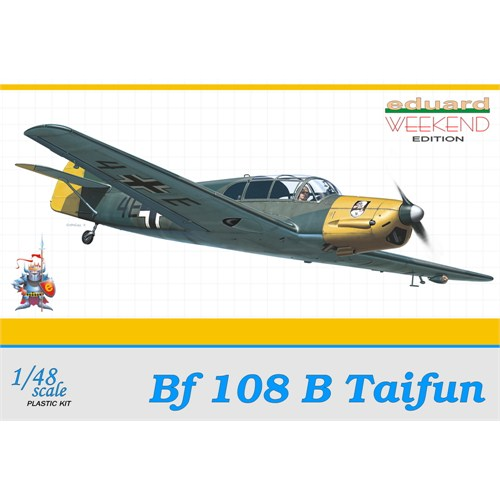 Bf 108B (ölçek 1:48)