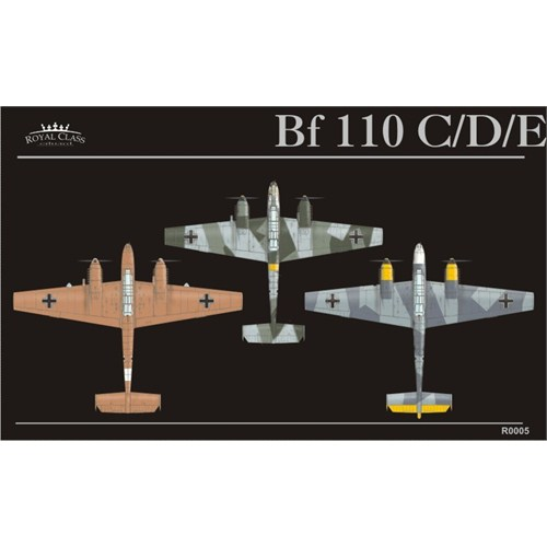 Bf 110, Royal Class (ölçek 1:48)