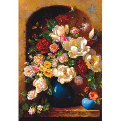 Çiçekli Kameriye / Floral Alcove