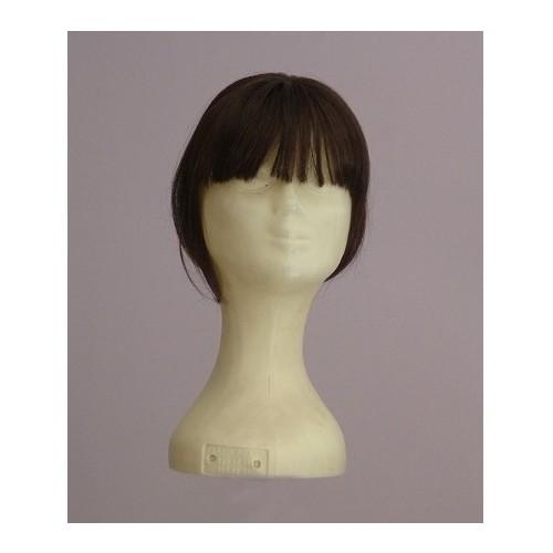 Gerçek İnsan Saçı Kahkul Kesimel Yapımı
