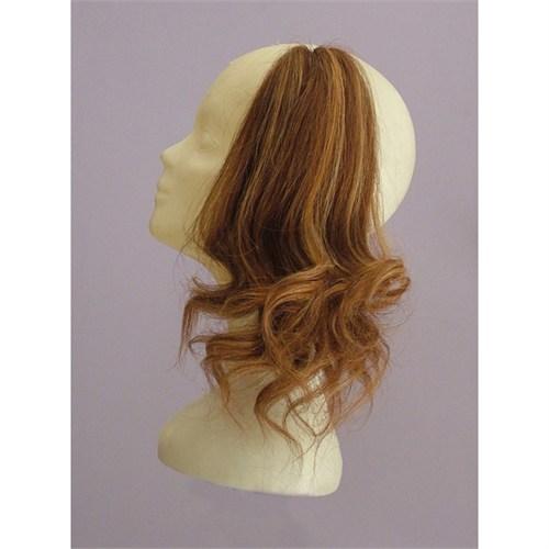 Gerçek İnsan Saçı El Yapımı 100 Gr.