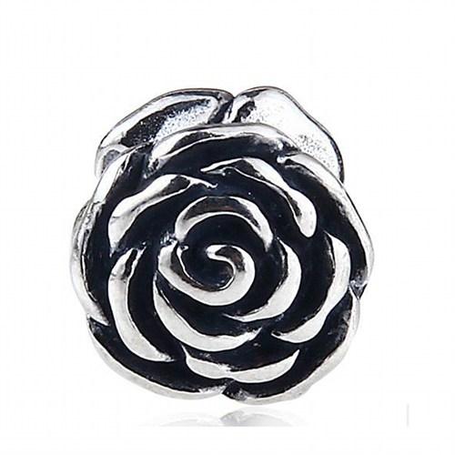 Angemiel Gümüş Çiçek Charm İle Kendi Tarzını Yarat
