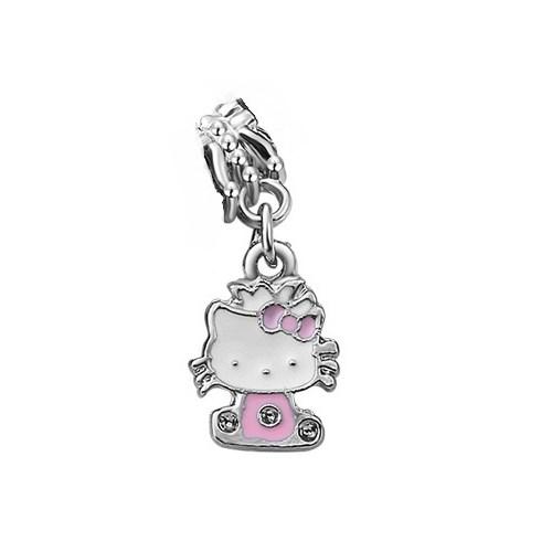 Angemiel Fare Kitty Gümüş Kaplama Charm İle Kendi Tarzını Yarat