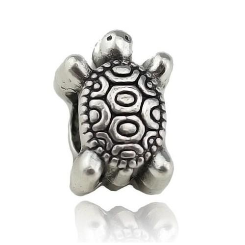 Modakedi Kaplumbağa Gümüş Kaplama Charm İle Kendi Tarzını Yarat