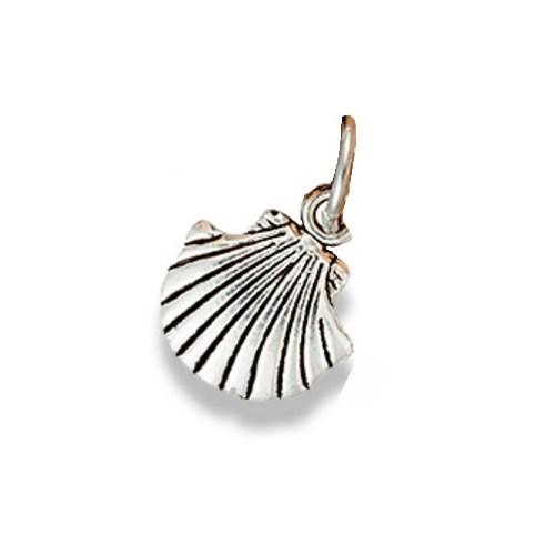 Angemiel Deniz Kabuğu Gümüş Kaplama Charm İle Kendi Tarzını Yarat