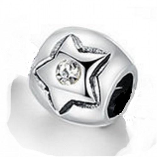 Angemiel Yıldız Figür Gümüş Kaplama Charm İle Kendi Tarzını Yarat