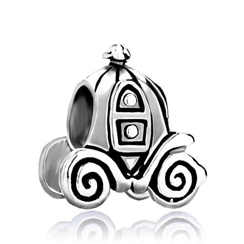 Angemiel Araba Gümüş Charm İle Kendi Tarzını Yarat