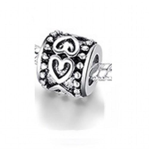 Angemiel Otantik Kalp Figürlü Gümüş Charm İle Kendi Tarzını Yarat