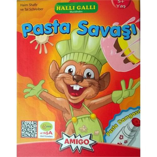 Pasta Savaşı Yaş 5+ Görsel Algı Oyunu