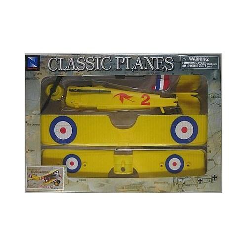 Spad S.V Iı Classic Planes Model Kit