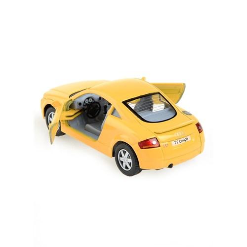 Audi Tt Çek Bırak 1/32 Die Cast Model Araç