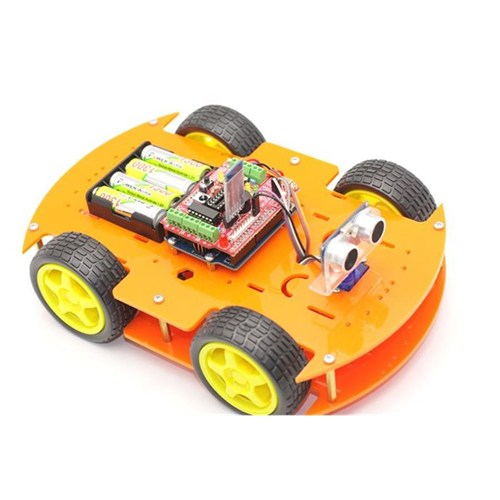 Robotus robot kiti bluetooth kontrollü arduino araba fiyatı