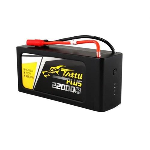 Gens Ace 22000Mah 22.2V 25C 6S1p Plus Lipo Batarya