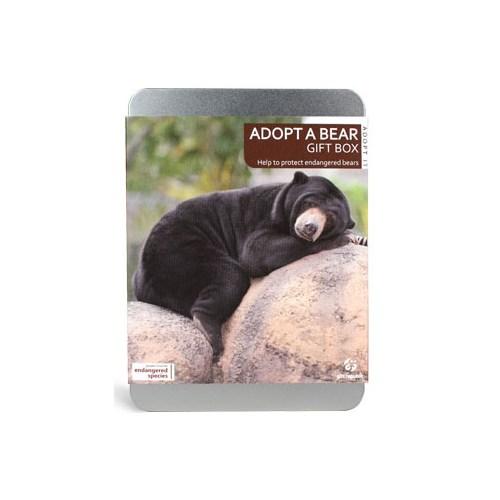 Giftrepublic Bir Ayı Evlat Edin - Adopt A Bear