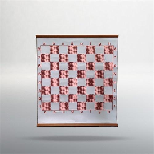 Yeni Satranç Taşınabilir Eğitim Panosu