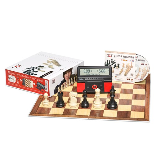 Yeni Satranç Dgt Chess Box Red