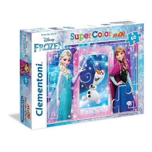 Frozen 60 Parça Büyük Parçalı Puzzle (Clementoni 26411)