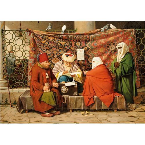 Ravensburger Nikah Kıyan Kadı (1000 Parça, Osmanlı Klasikleri)