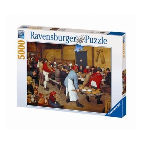 Ravensburger Brueghel (5000 Parça)