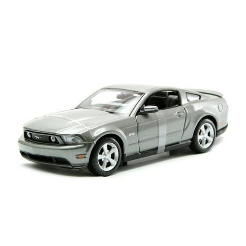 Maisto Ford Mustang 2011 1:24 Model Araba Gri