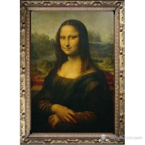 Trefl 1000 Parça Puzzle Mona Lisa